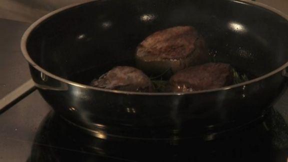 ein steak perfekt braten